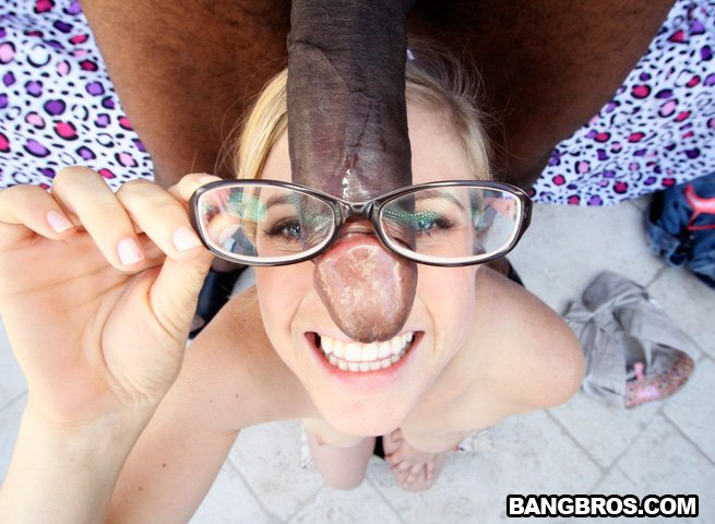 Pax Penny - I Love Huge Cock (Big Dick / Blowjob) [HD 720p] - MonstersofCock.com/BangBros.com