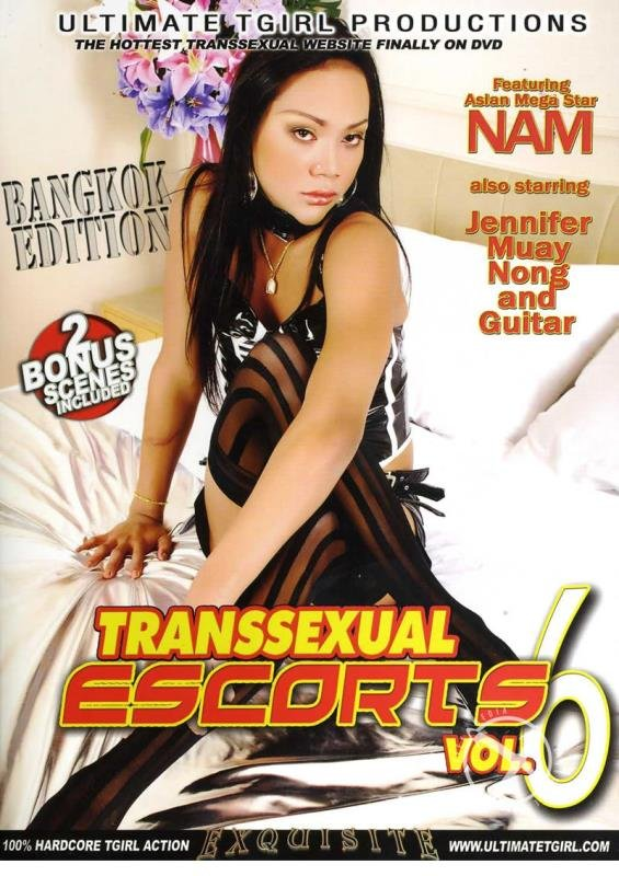 Jennifer, Nam, Guitar, Muay, Nong - Transsexual Escorts 6 (Transsexual / Anal) [DVDRip 432p] - Exquisite