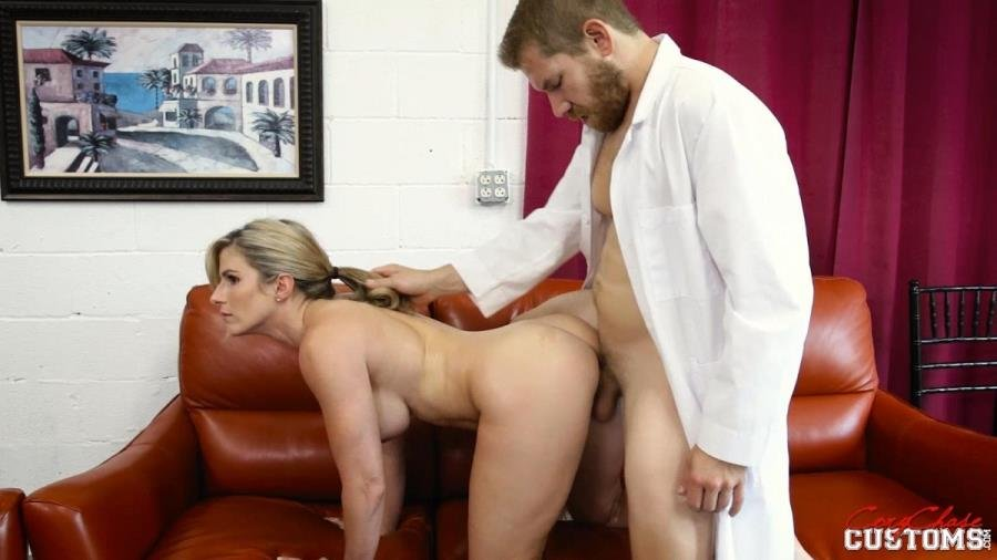 Cory Chase - Cory Chase in Dolled Step Mom (Robots / Milf) [FullHD 1080p] - Clips4sale.com
