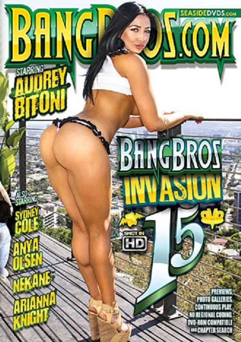 Audrey Bitoni, Sydney Cole, Anya Olsen, Nekane, Arianna Knight - Bang Bros Invasion 15 (Gonzo / All sex) [WEBRip/SD 480p] - Bang Bros. Productions