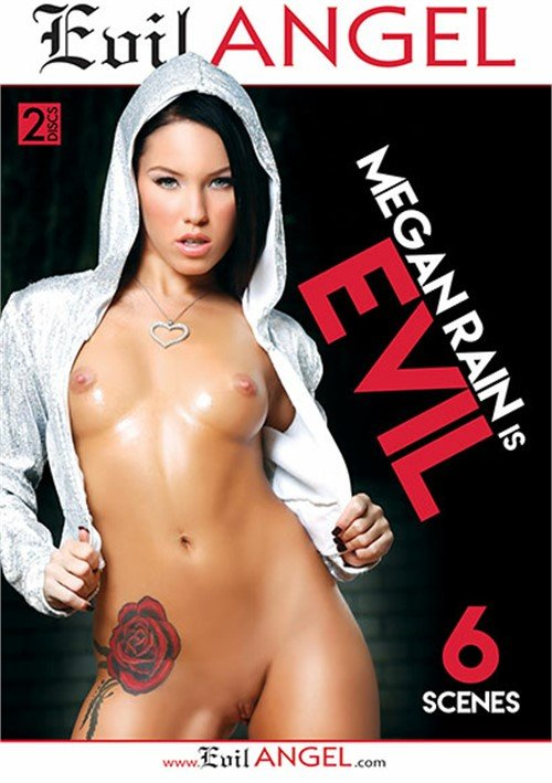 Francesca Le, Megan Rain - Megan Rain Is Evil (All Sex / Gonzo) [WEBRip/SD 544p] - Evil Angel