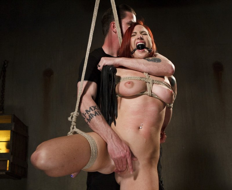 Sophia Locke - Warning!! Brutal Torment, Water Boarding and Extreme Bondage!!! (BDSM / Submission) [HD] - Sadisticrope.com