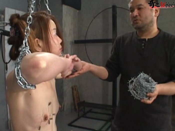 Kim - Hard Japan Torture (Bondage / Torture) [SD] - Scrum.com