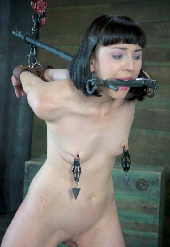 Coral Captured - BDSM with Coral Captured (BDSM / Bondage) [HD] - InfernalRestraints.com