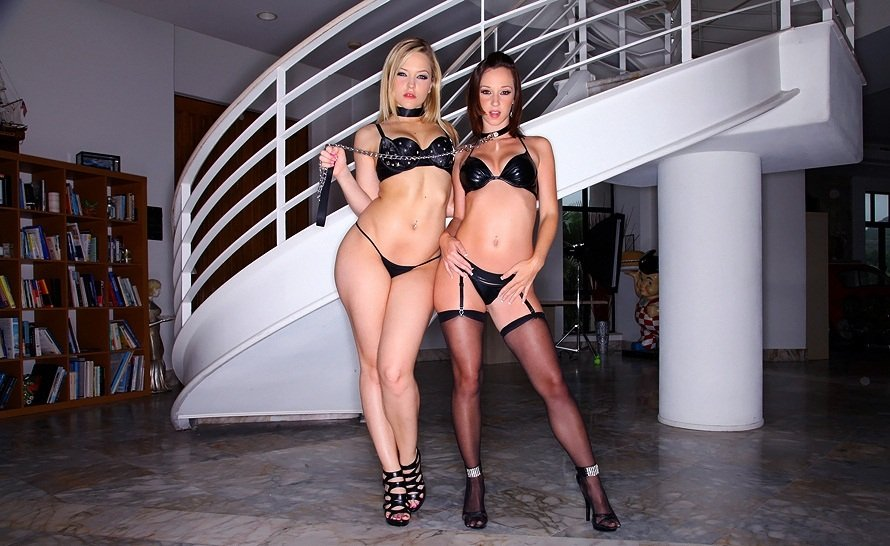 Jada Stevens, Alexis Texas - The perfect match (Anal / Threesome) [SD] - RealityKings.com