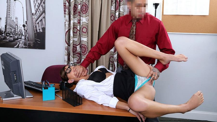 Dakota Vixin - Testing Out The New Secretary (Legal Teen / Hardcore) [SD] - Punish Teens