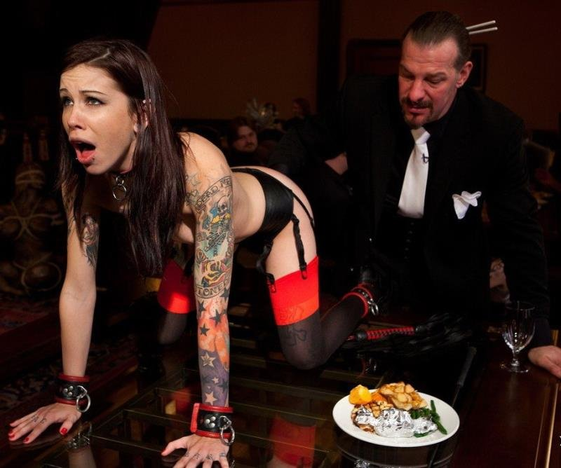 Dylan, Krysta Kaos - Local SM players celebrate Two Year Anniversary of Brunches with sex and bondage (BDSM / Bondage) [HD] - TheUpperFloor.com