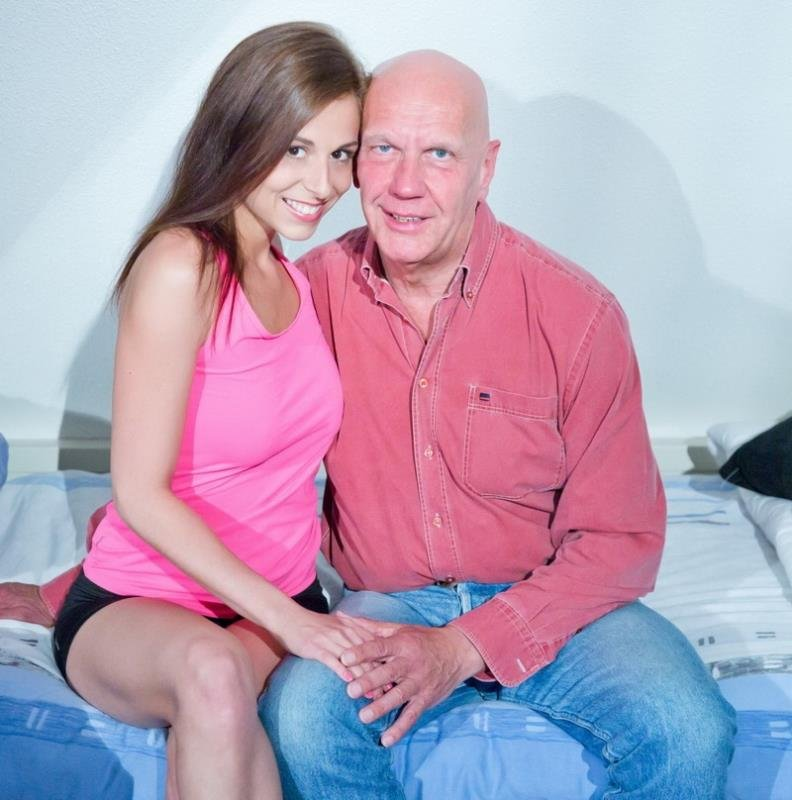 Antonia Sainz - Refreshing Young Sex (Old Man and Young / Blowjob) [FullHD] - Oldje.com