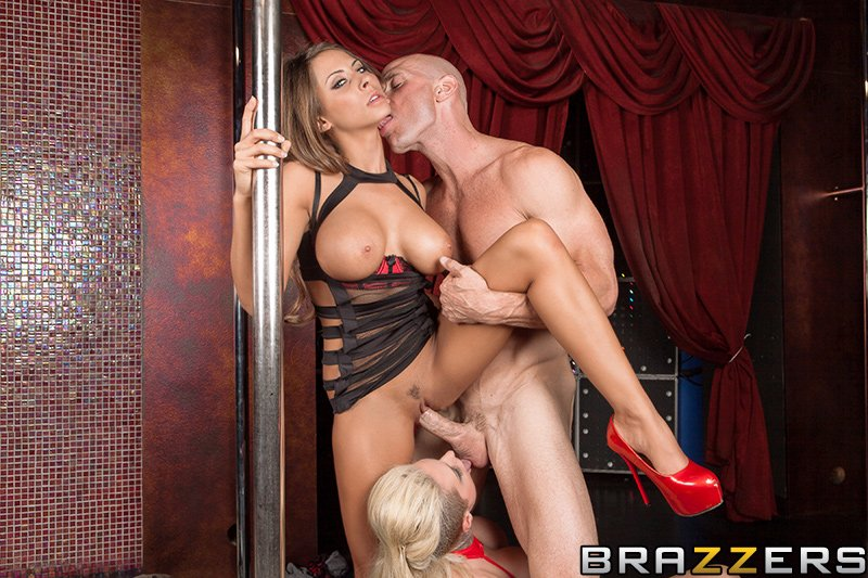 Christy Mack, Madison Ivy - Girls Who Take What They Want (Big Tits / Group) [SD 480p] - BabyGotBoobs.com/Brazzers.com