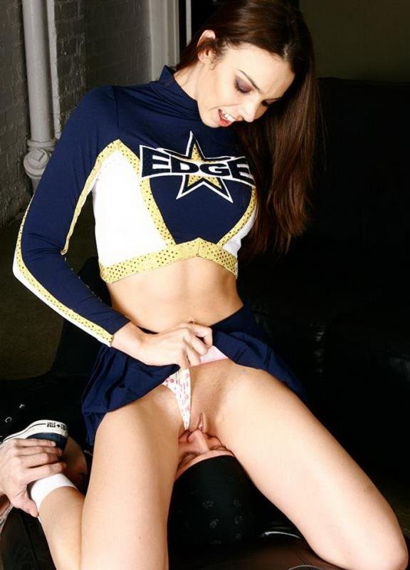 Tiffany Tyler - Appetizing Pussy And Ass Of Cheerleaders (Femdom / Cunnilingus) [HD] - FemdomEmpire.com