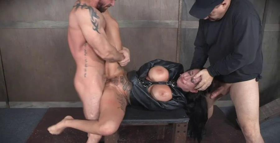 Lily Lane - Lily Lane is our new ALT big titted tan slut who can take a dick like a champ! Bondage and rough sex (BDSM / Bondage) [SD] - SexuallyBroken.com