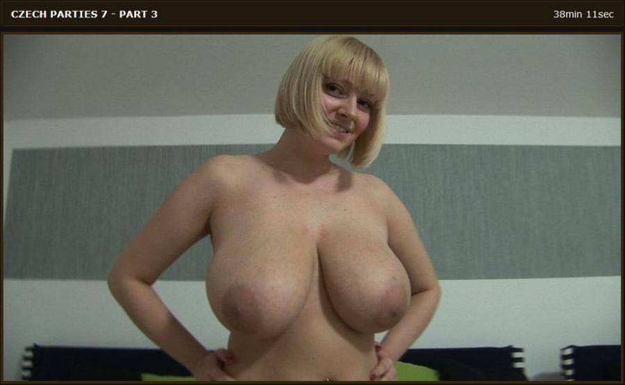 Melinda - Czech parties 7 - part 3 (Big Tits / Casting) [HD 720p] - Czechav.com