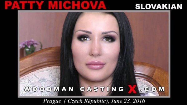 Patty Michova - Casting X 170 Updated (Anal / Threesome) [SD] - WoodmanCastingX.com
