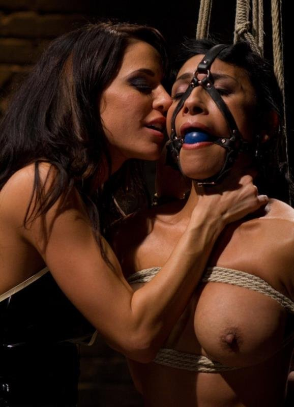 Gia Dimarco, Beretta James - Gia Dimarco And Beretta James (Domination / Bondage) [HD] - WhippedAss.com