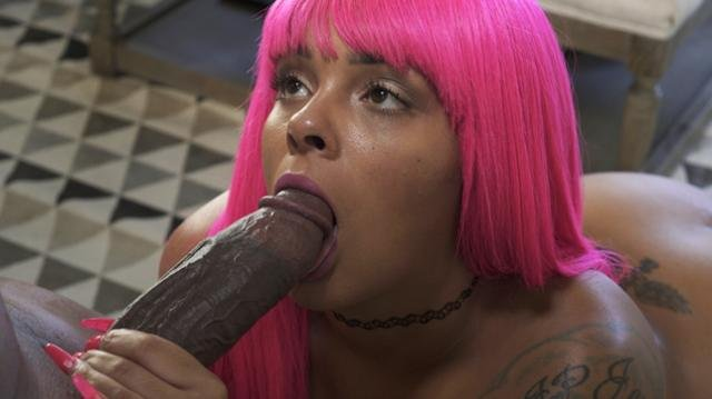 Mella Millionz - Mella Millionz and Jovan (Ebony / Big ass) [SD] - Pinkyxxx.com