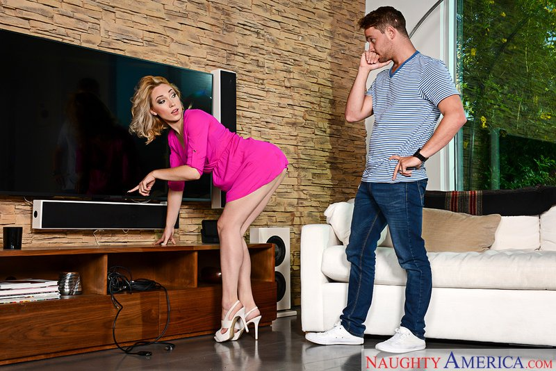 Lily LaBeau - 22047 (Bubble Butt / Natural Tits) [SD] - NaughtyAmerica.com