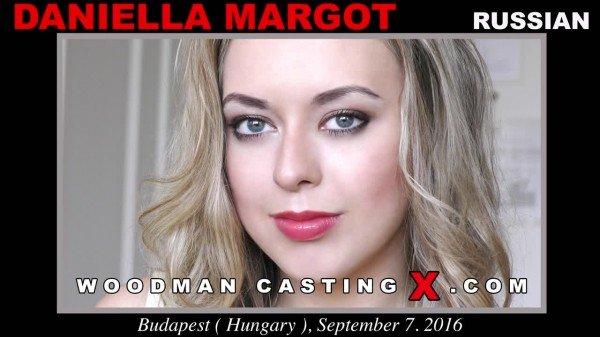 Daniella Margot - Casting X 167 Updated (Anal / Casting) [SD] - WoodmanCastingX.com