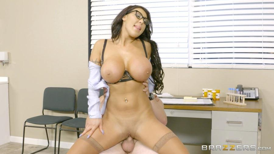August Taylor - Dr. Taylor Takes Her Medicine (Asian / Huge Tits) [SD] - DoctorAdventures.com