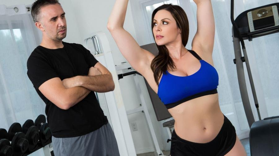 Kendra Lust - Personal Trainers - Session 1 (Big Tits / Work Fantasies) [SD] - Brazzers.com