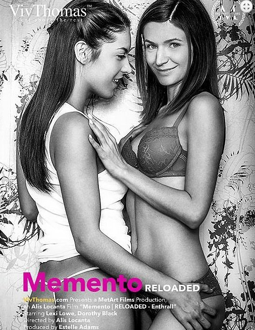 Arian, Carolina Abril - Memento - Reloaded Episode 3 (Lesbian / Strap-On) [HD 720p] - MetArt.com