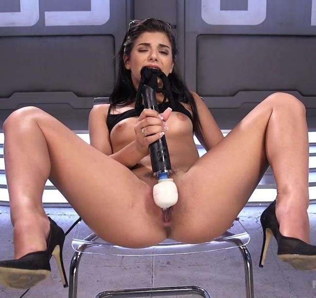Gina Valentina - 19 Year Old Brazilian is Fucked Into Mind Blowing Orgasms!!! (Anal / Fetish) [SD] - FuckingMachines.com