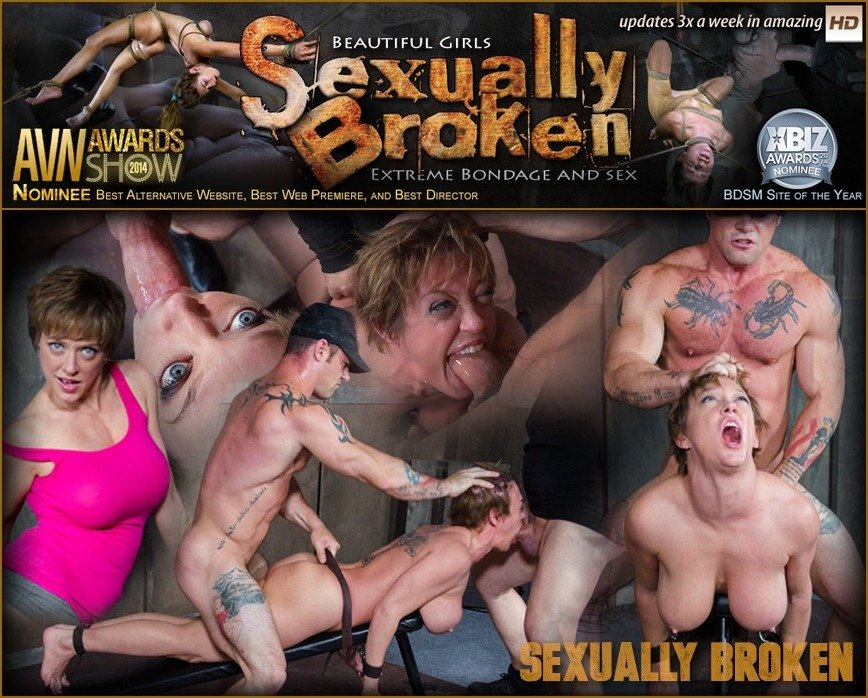Dee Williams - TheLegendary Dee Williams Epically Dicked Down With Multiple Orgasms! (BDSM / Domination) [SD 540p] - SexuallyBroken.com