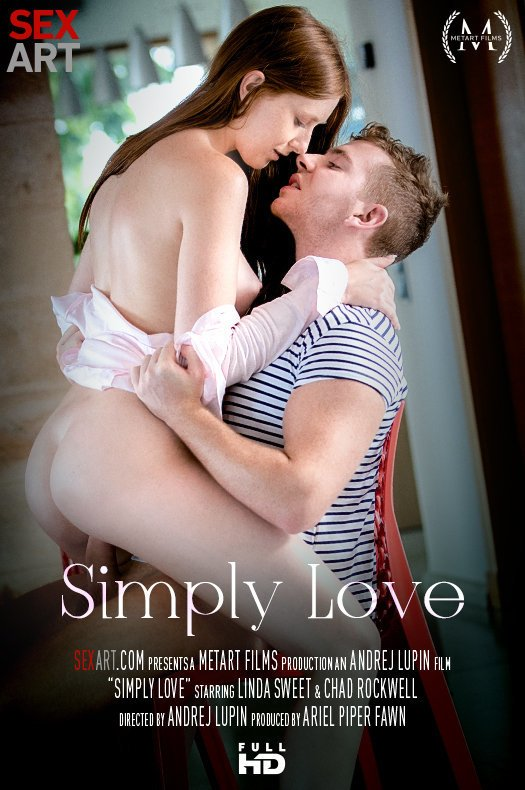 Linda Sweet - Simply Love (Teen / All Sex) [SD] - MetArt.com