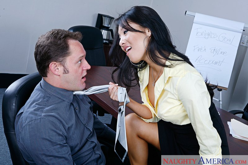 Asa Akira - Remastered - 22165 (Asian / Big Tits) [SD] - NaughtyAmerica.com