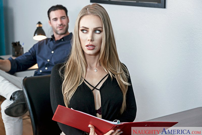 Nicole Aniston - 22183 (American / Athletic Body) [SD] - NaughtyAmerica.com