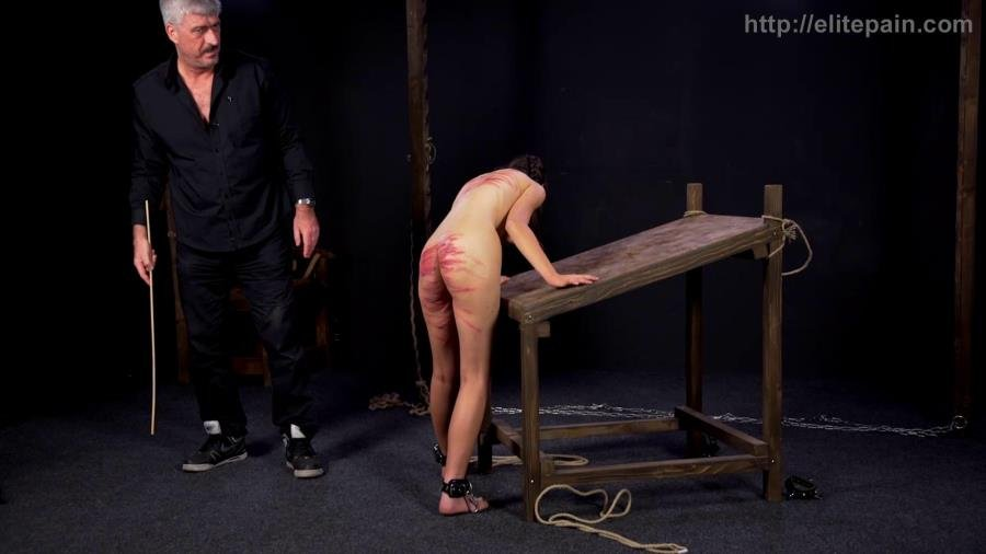 Anna - Wheel of Pain 18 (Spanking / BDSM) [FullHD] - ElitePain.com