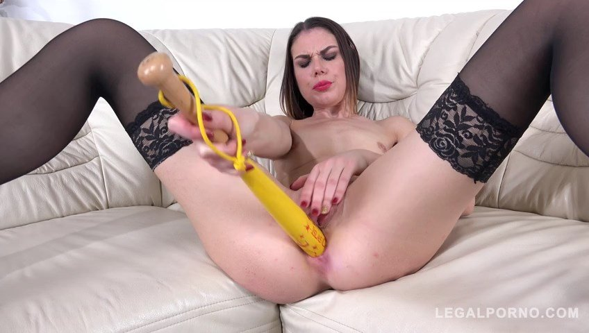 Jessica Bell - Jessica Bell first DAP for Fmodels studio FM008 (Anal / Gonzo) [SD] - LegalPorno.com
