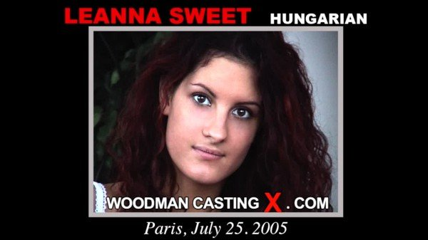 Leanna Sweet - Casting X 65 Updated (Anal / Threesome) [SD] - WoodmanCastingX.com
