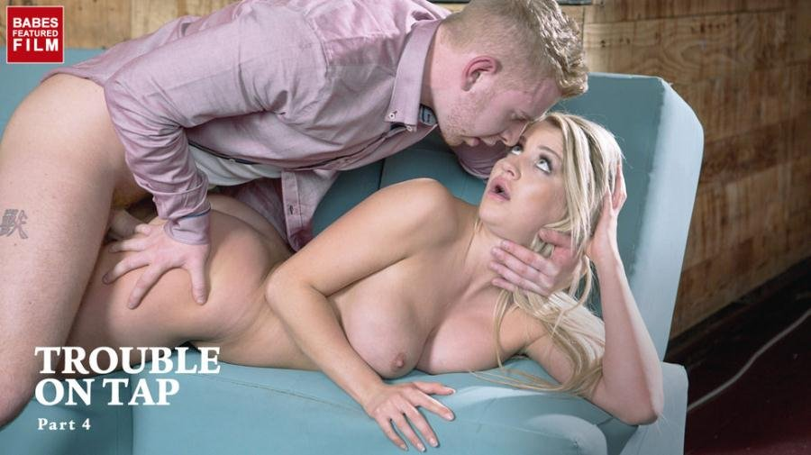 Sienna Day - Trouble On Tap Part 4 (Big Tits / Blonde) [SD] - Babes.com