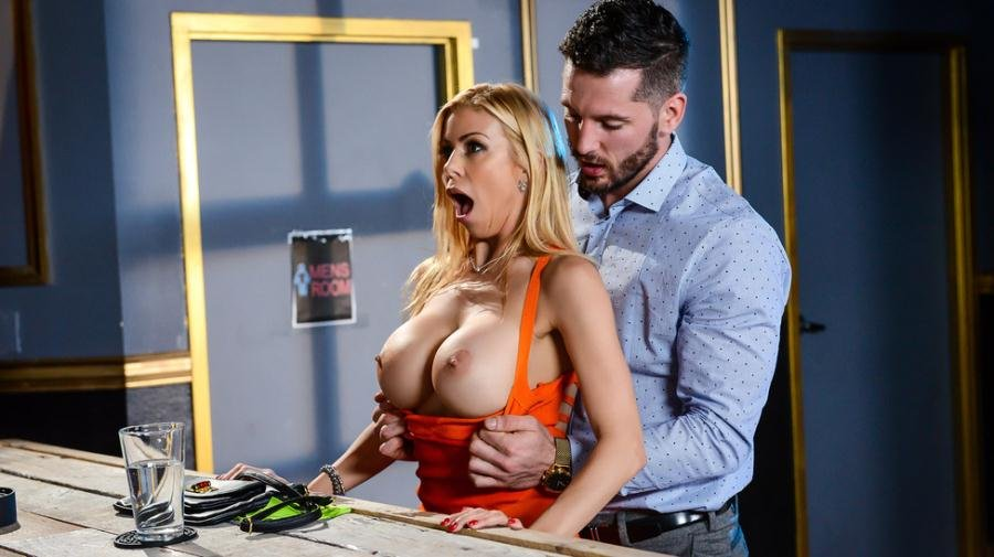 Alexis Fawx - The Big Stiff (Big Tits / MILF) [SD] - MommyGotBoobs.com