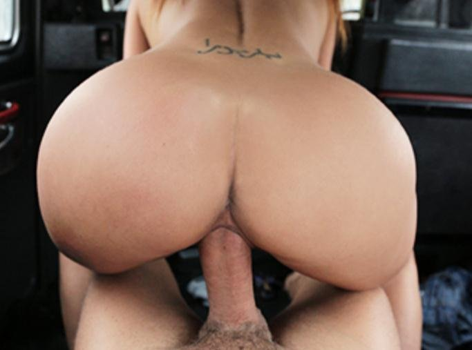 Barbara Bieber - Divorced lady gets taxi fucking (Big Tits / All Sex) [SD] - FakeHub.com
