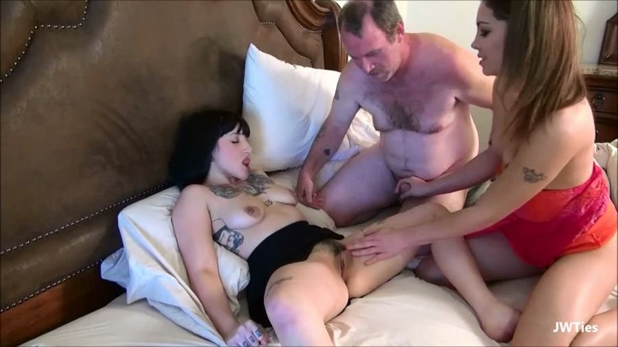 Camille Black Lola Vaughn - Father Daughter Seductions 002 (Incest / Taboo) [HD 720p] - Jwties.com