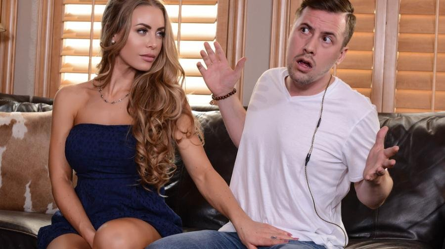 Nicole Aniston - There s A Pornstar In My House (Big Tits / Milf) [SD] - PornstarsLikeItBig.com