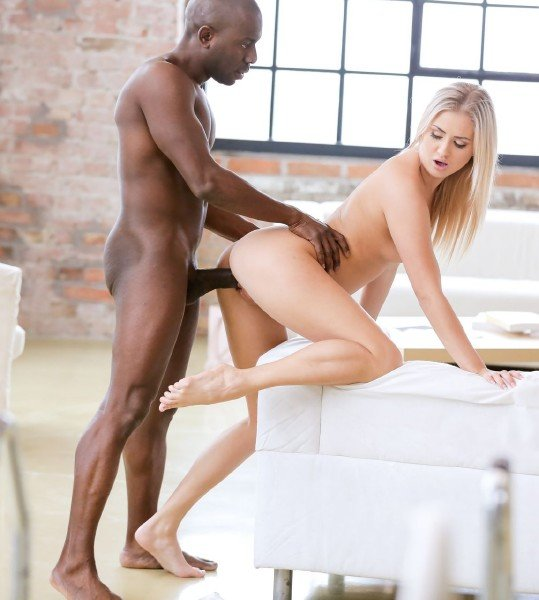 Cayla Lyons - Apple Of Eden (Blonde / Interracial) [SD] - 21Sextury.com