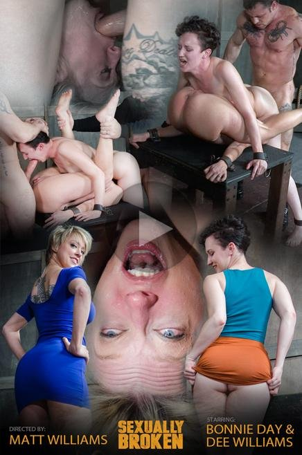 Dee Williams, Bonnie Day - Humiliation (BDSM / Humiliation) [HD 720p] - SexuallyBroken.com