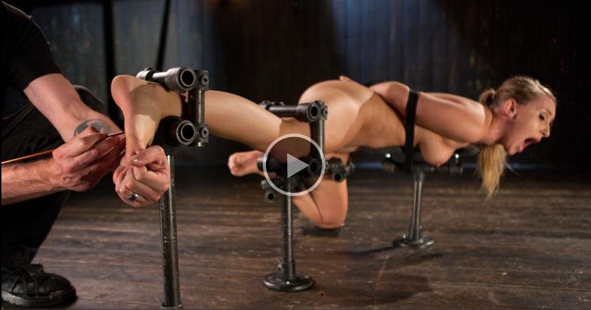 Harley Jade - Punishing the New Slut (BDSM / Bondage) [HD 720p] - DeviceBondage.com