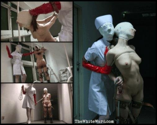 Patient 004 - Caning Punishment (BDSM / Bondage) [HD 720p] - TheWhiteWard.com