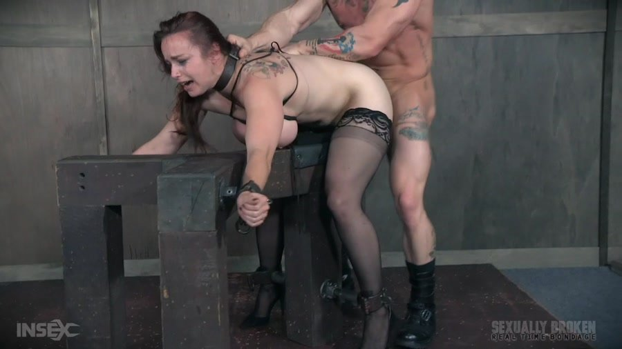 Bella Rossi - Last part of March's live BaRS with Bella Rossi (BDSM / Rough Sex) [HD 720p] - SexuallyBroken.com
