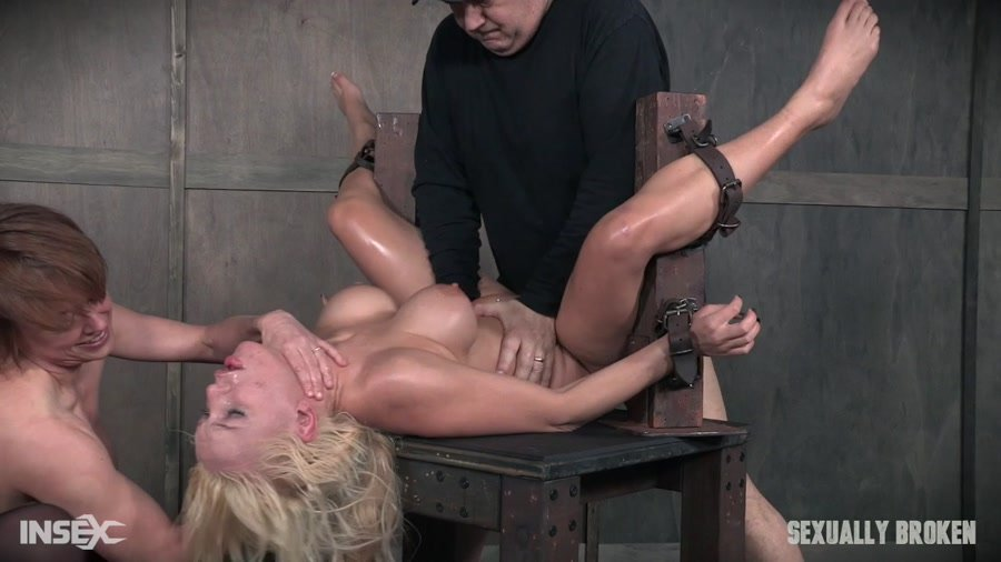 Kenzie Taylor - Part 2 / Kenzie Taylor May 12, 2017 (BDSM / Rough Sex) [HD 720p] - SexuallyBroken.com
