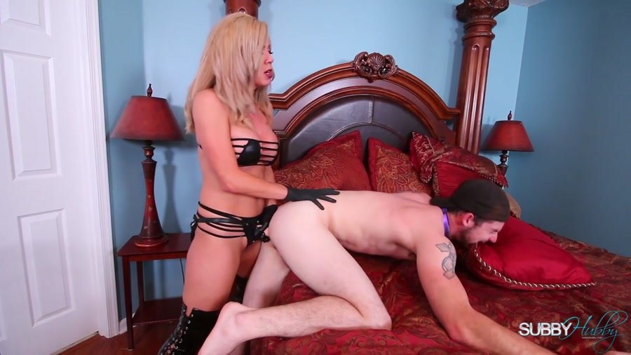 Parker Swayze - Don't Make Your Stepmom Wait Part 6 (Femdom / Strapon) [HD 720p] - SubbyHubby.com