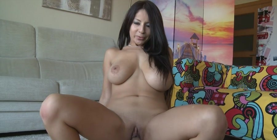 Susana Alcala - Passive, Obedient And Volunteer (Milf / Big Tits) [HD 720p] - CumLouder.Com