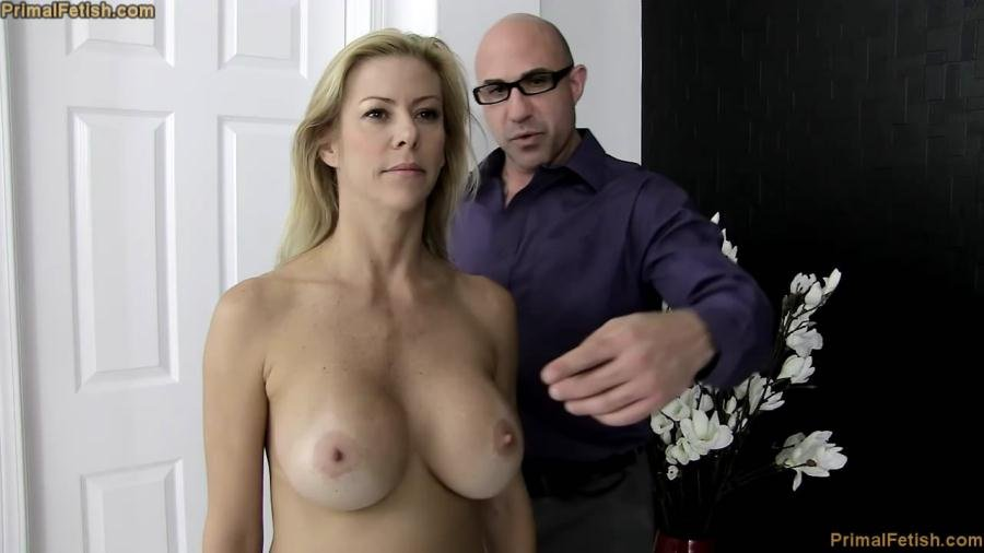 Alexis Fawx - Wife's Behavior Control Chip (Blonde / Milf) [HD 720p] - PrimalFetish.com