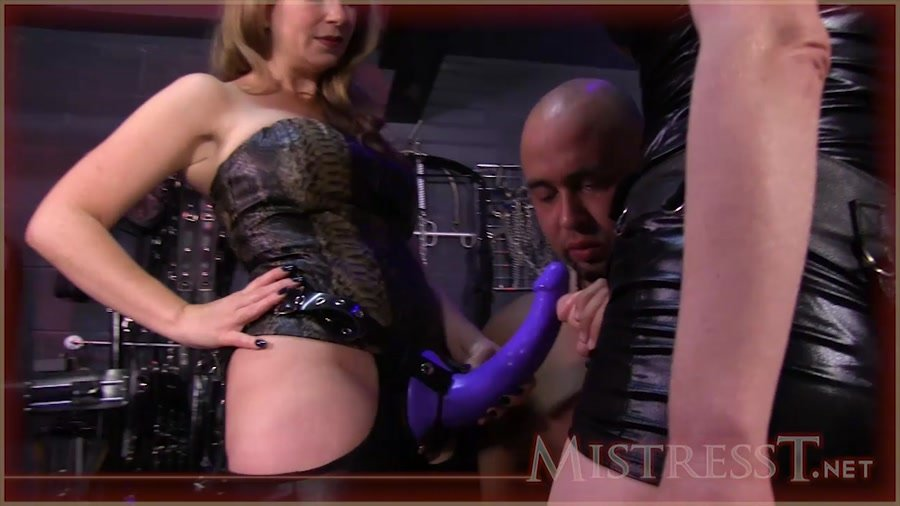 Sidonia - I Train New Rent Boy (Femdom / Rough Sex) [HD 720p] - Mistresst.net