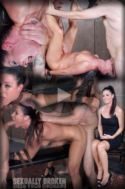 India Summer - 05.06.17 (BDSM / Extreme Rough Sex) [HD 720p] - SexuallyBroken.com