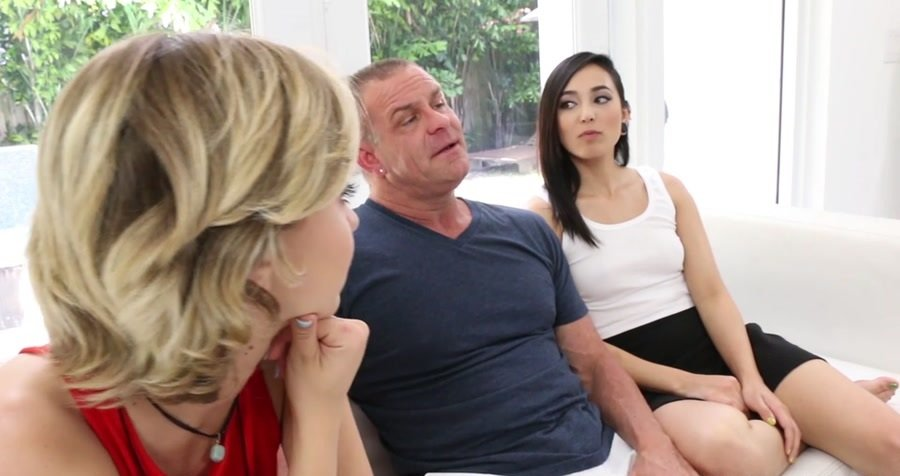 Malina Mars - 06 Fathers Day (Incest / Hardcore) [SD] - Family stories