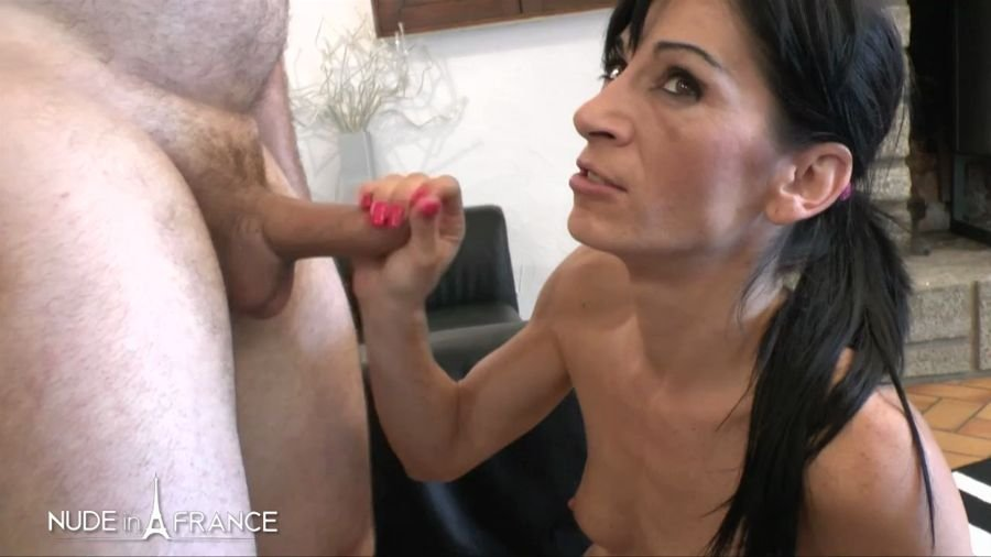 Amateur French Sextape Anal